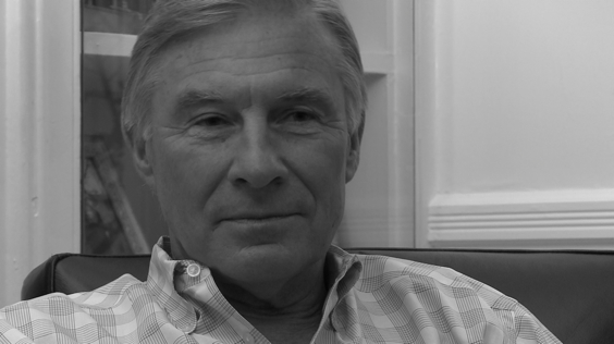 Paul Bucha interview, signature image
