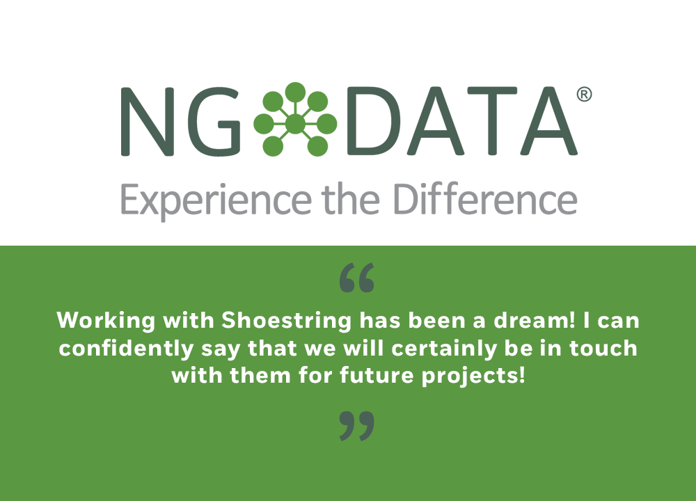 Client Testimony: NG Data