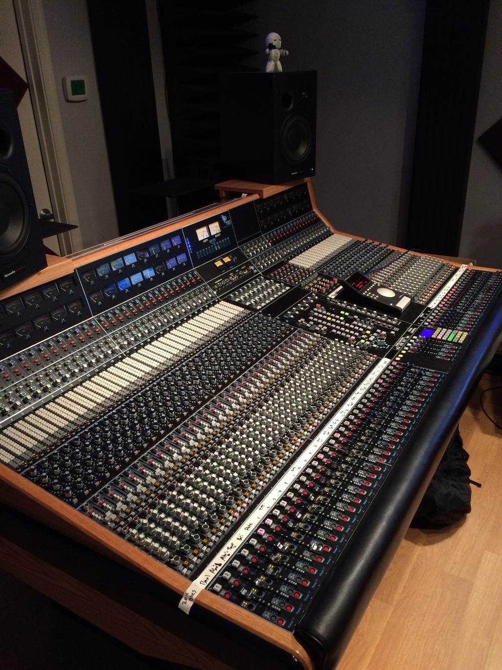 TUSAB Studio A