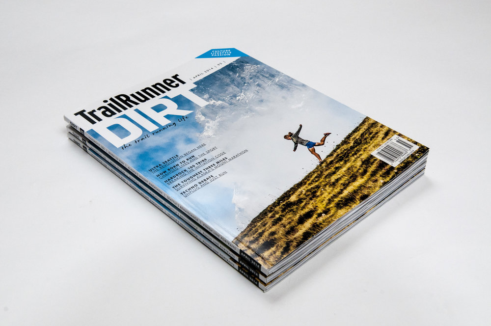Dirt Annual by Trail Runner Magazine