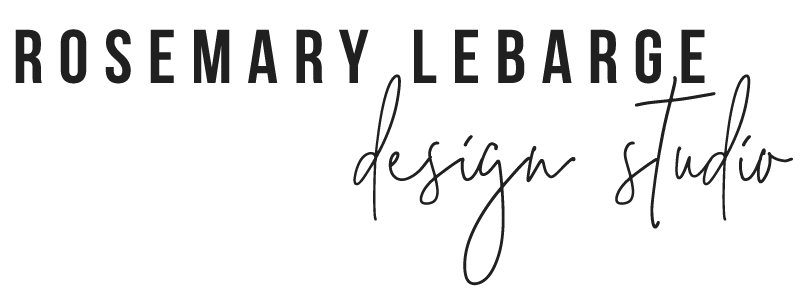Rosemary LeBarge | Design + Educational Studio