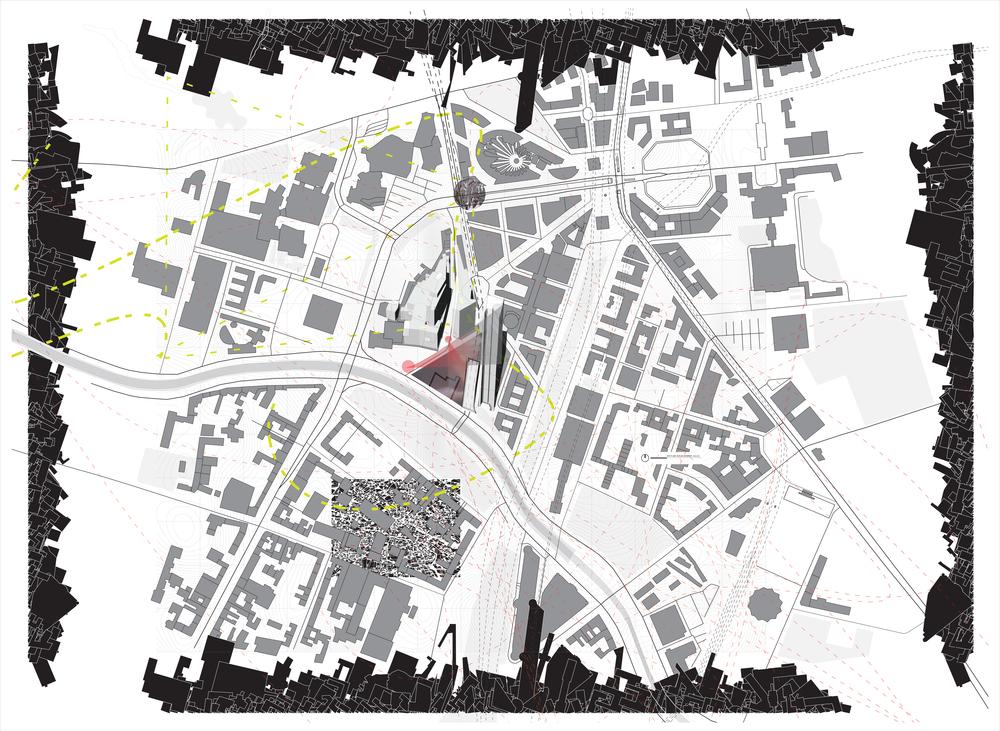 site plan, berlin