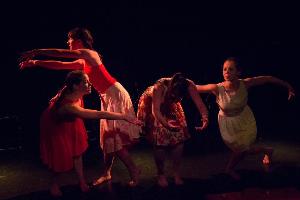 Choreography by Eleni Grove and Matina Phillips. Photo by Michael Avilez
