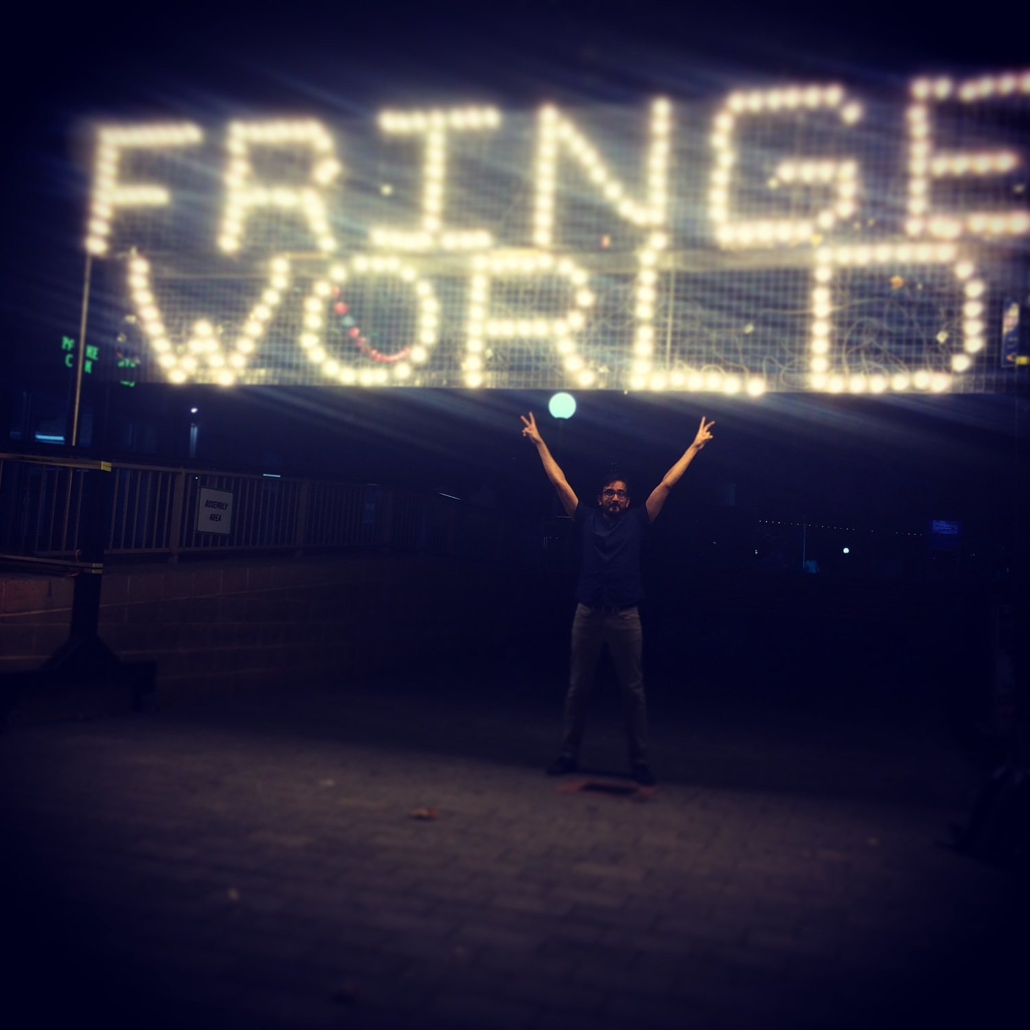 Sami Says - Ep 46 - Dispatches from the Fringe Part One
