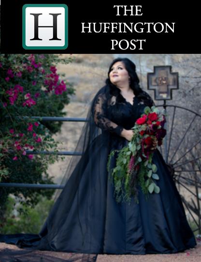 Dark Wedding Dresses
