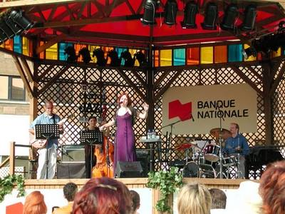 2001 Montreal Jazz Festival