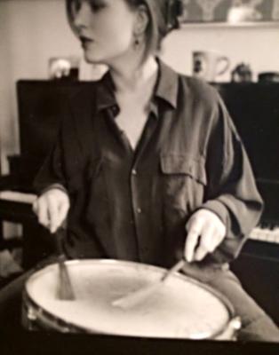 Monika in 1993