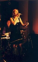 Touring Japan 2001 with Akira Tana