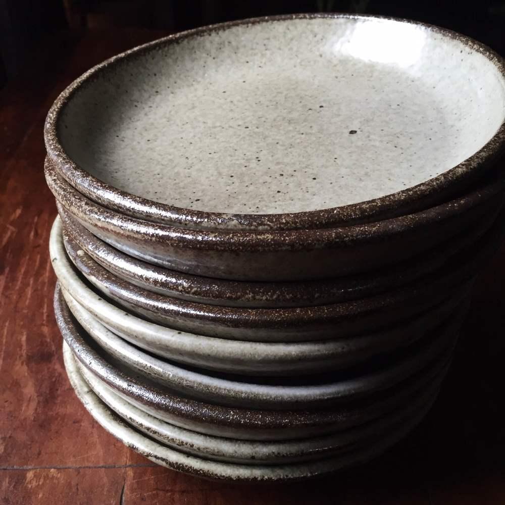 White shallow bowls.JPG