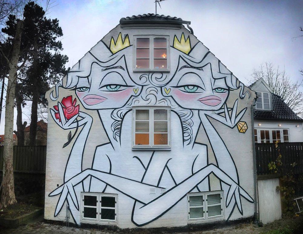 CHRISTIANIA, COPENHAGEN  2017
