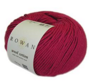 Wool Cotton C$12.00 ea. (DK)