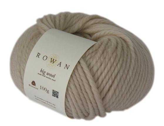 Big Wool C$16.95 ea.(Super Bulky)