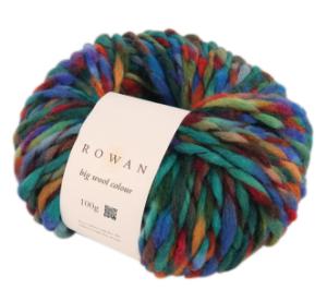 Big Wool Colour On Sale: C$12.95/ball regular C$17.95