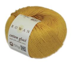 Cotton Glacé C$8.50 (Sport Weight)
