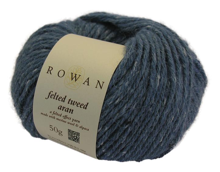 Felted Tweed Aran On Sale C$9/ball regular C$12
