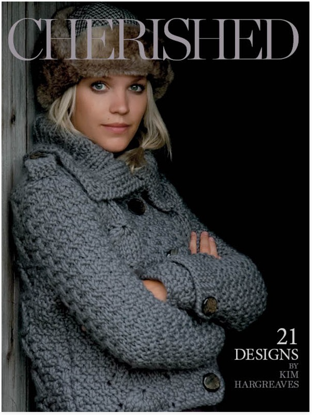 Kim Hargreaves Cherished Pattern Collection: $35.00