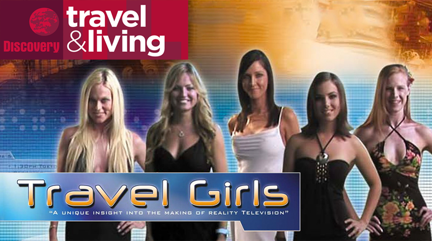 Travel Girls   on Discovery