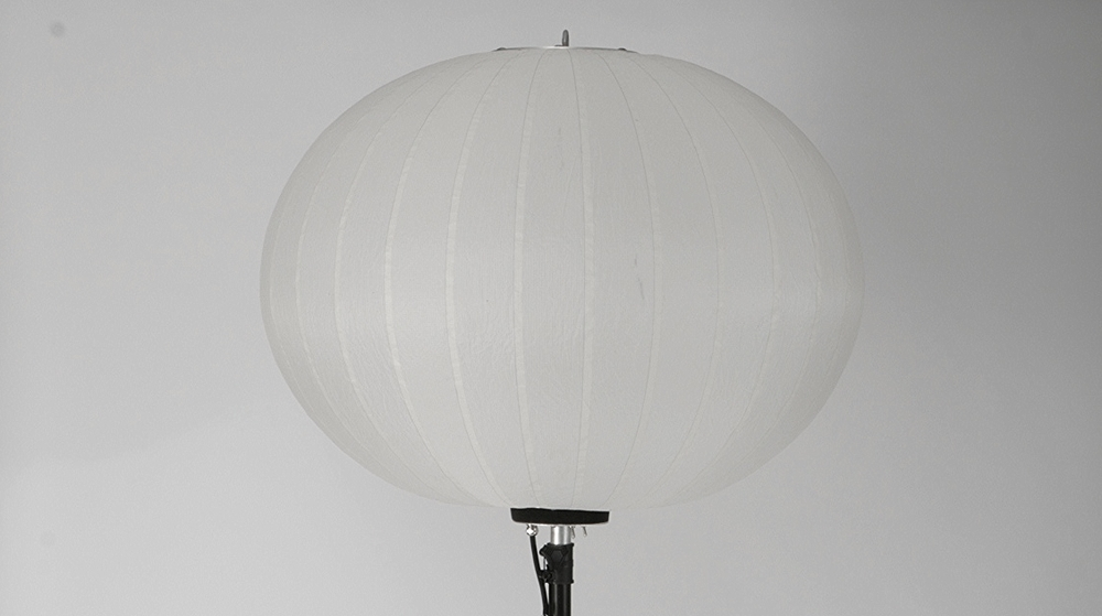 "A3000H3 customised ""balloonlamp"""