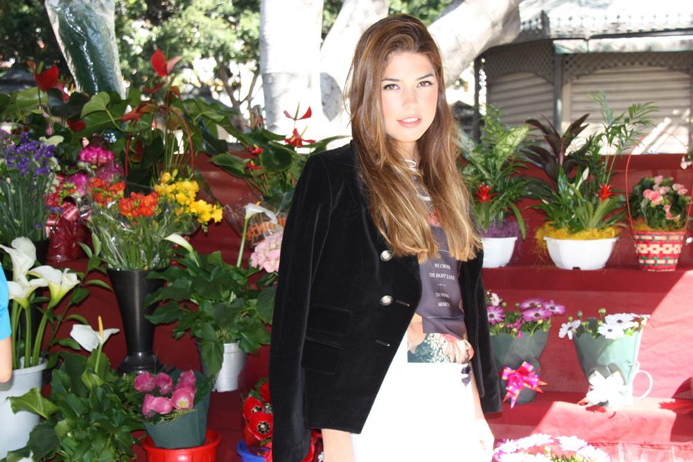 Gabriela Merino Blog Sunny Outfit
