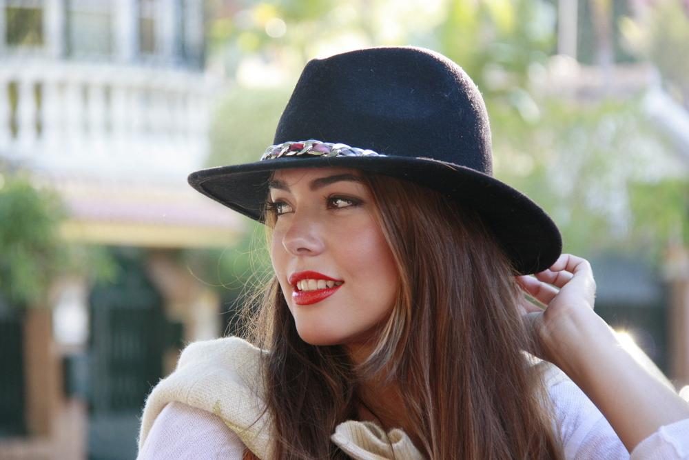GABRIELA MERINO BLOG HAT SUMMER 2014
