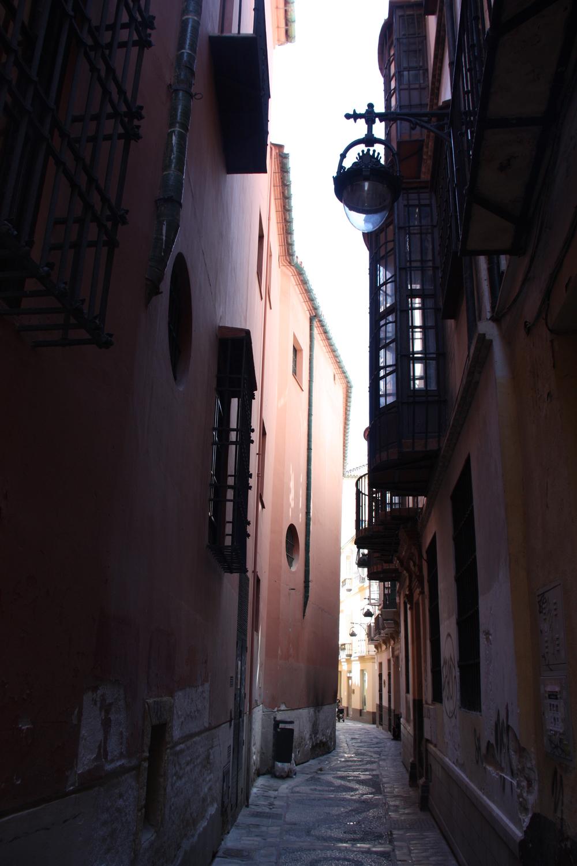 Calle Fresca, en el Centro de Màlaga!