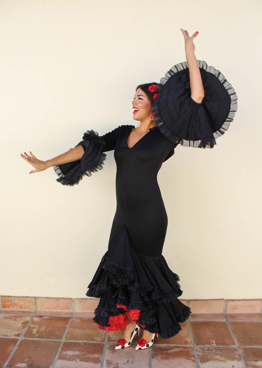 f975c5007c Mi traje de flamenca 2017 — Gabriela Merino