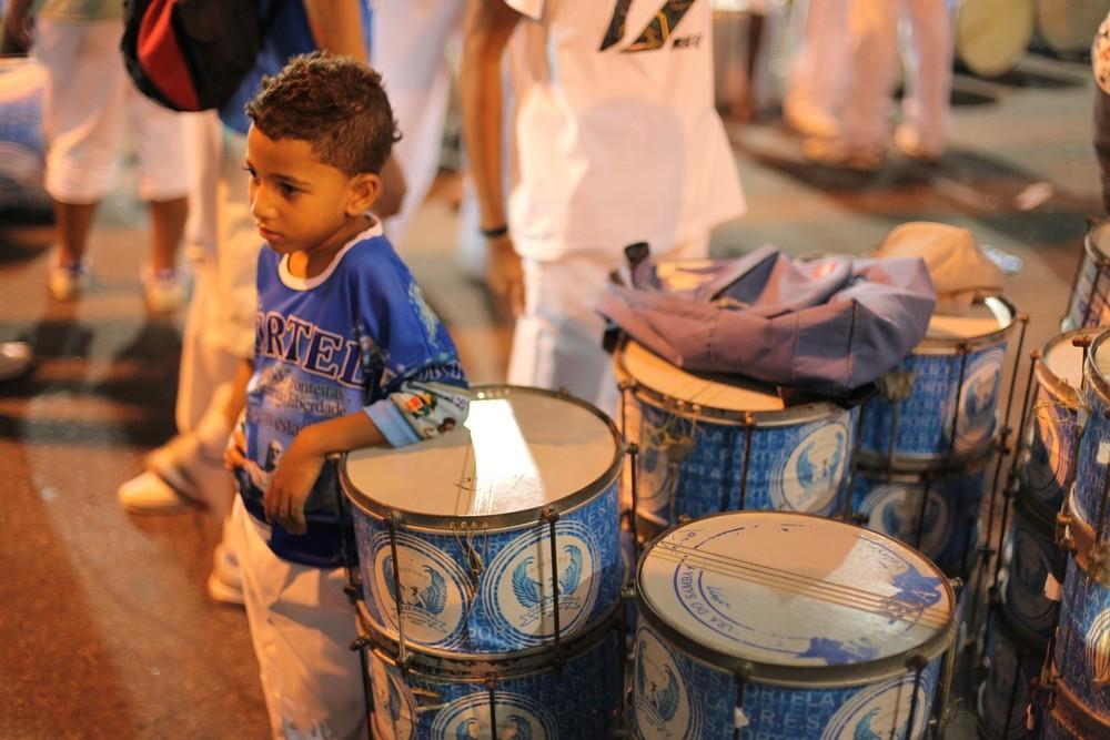 Samba de Portela, Rio