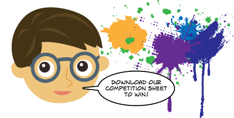 Download our competition Sheet