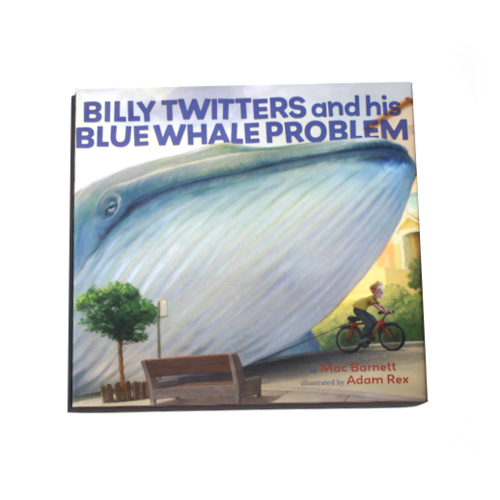 Book Cover for Billy Twitters