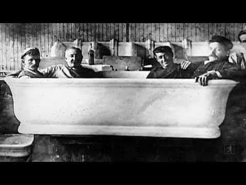 President Taft Is Stuck In The Bath Mac Barnett