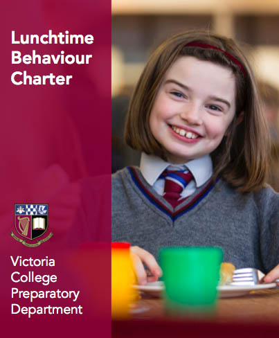 Lunchtime Behaviour Charter