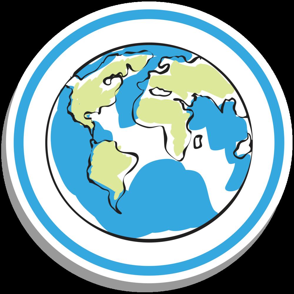 international action group logo