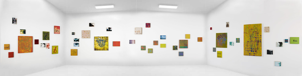 and they are designed from the first with an eye to their later existence as ruins , installation view