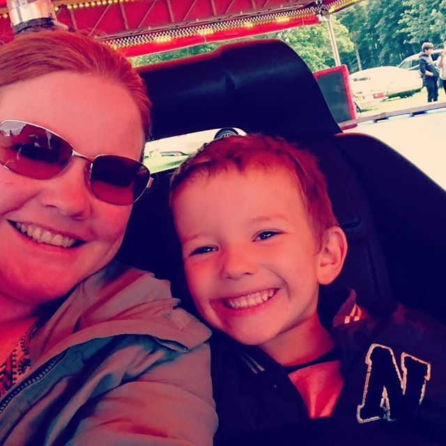 #Midfest with Charlie. Love this kid. #Midlothian #Dalkeith #Scotland #kids