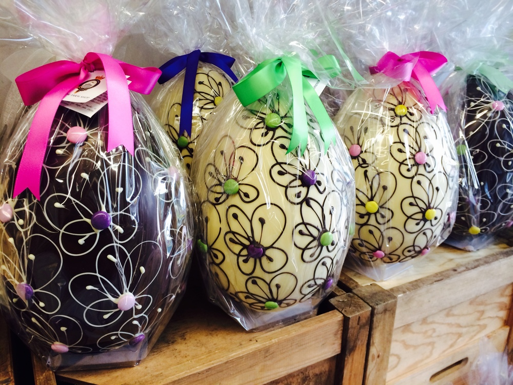 Easter beauties at the Windsor Farm Shop!