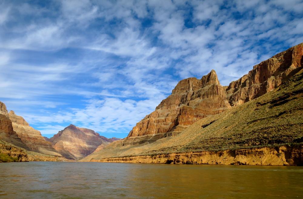 A boat ride through the Canyon.
