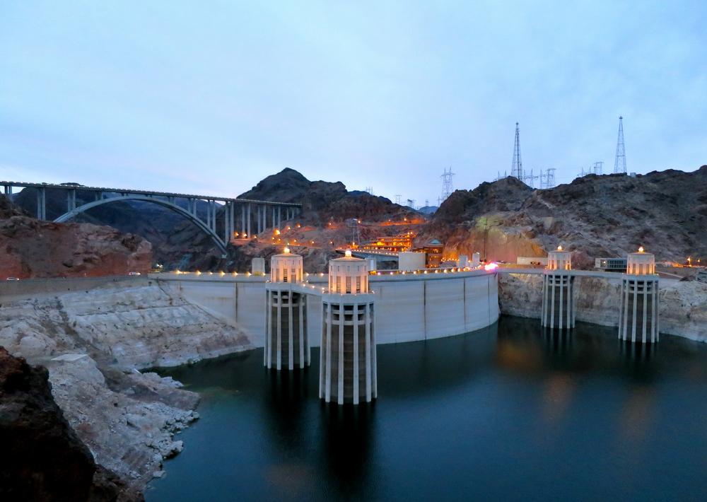 Astounding Hoover Dam.