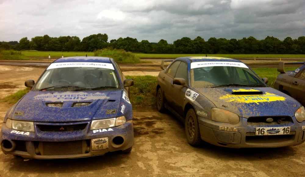 Mitsubishi Evo vs Subaru WRX