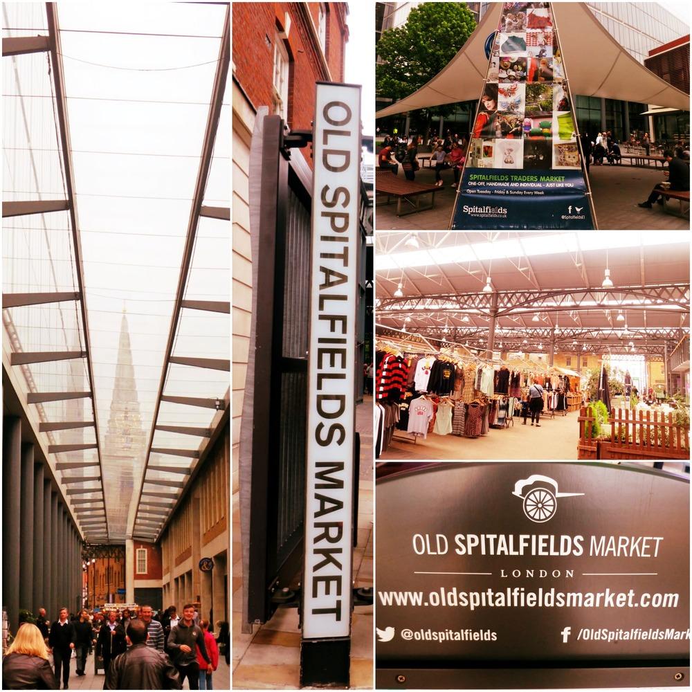 Spitalfields Market.