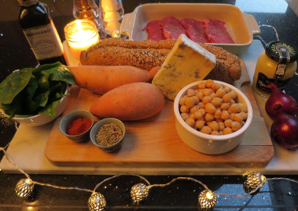 Baguette Ingredients