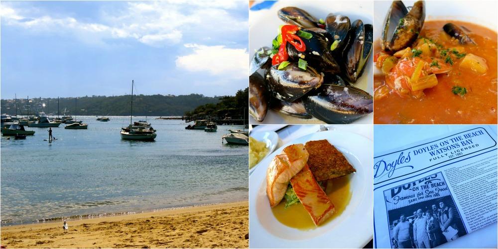 Doyles Restaurant Sydney