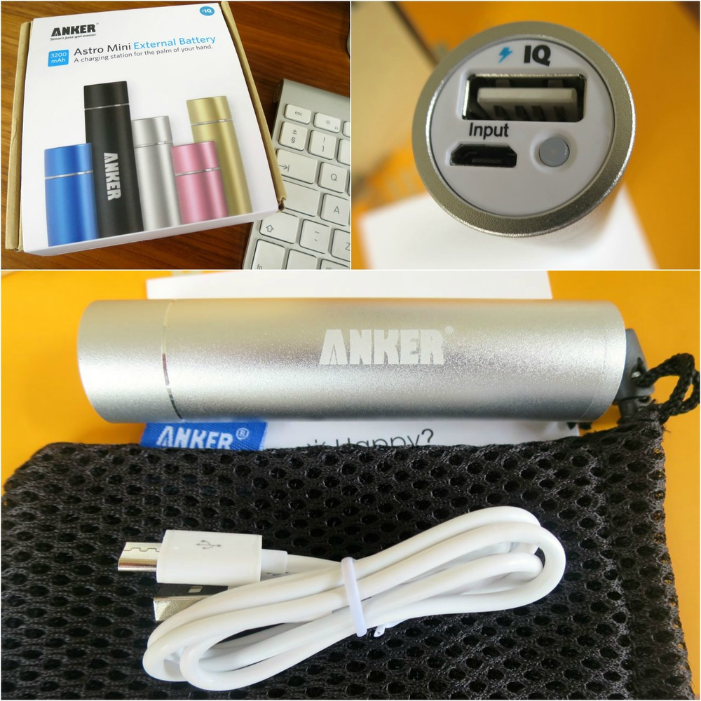Anker Mobile Charger