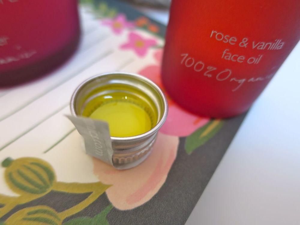 Spiezia Organics Facial Oil