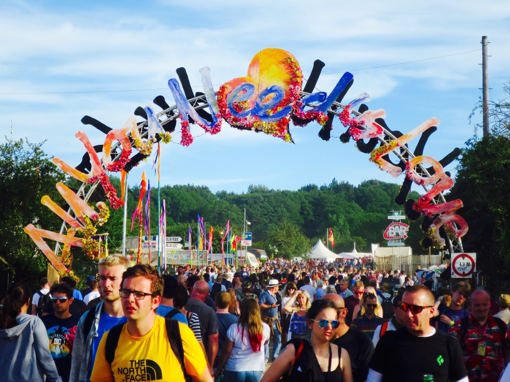 Glastonbury Festival 2015