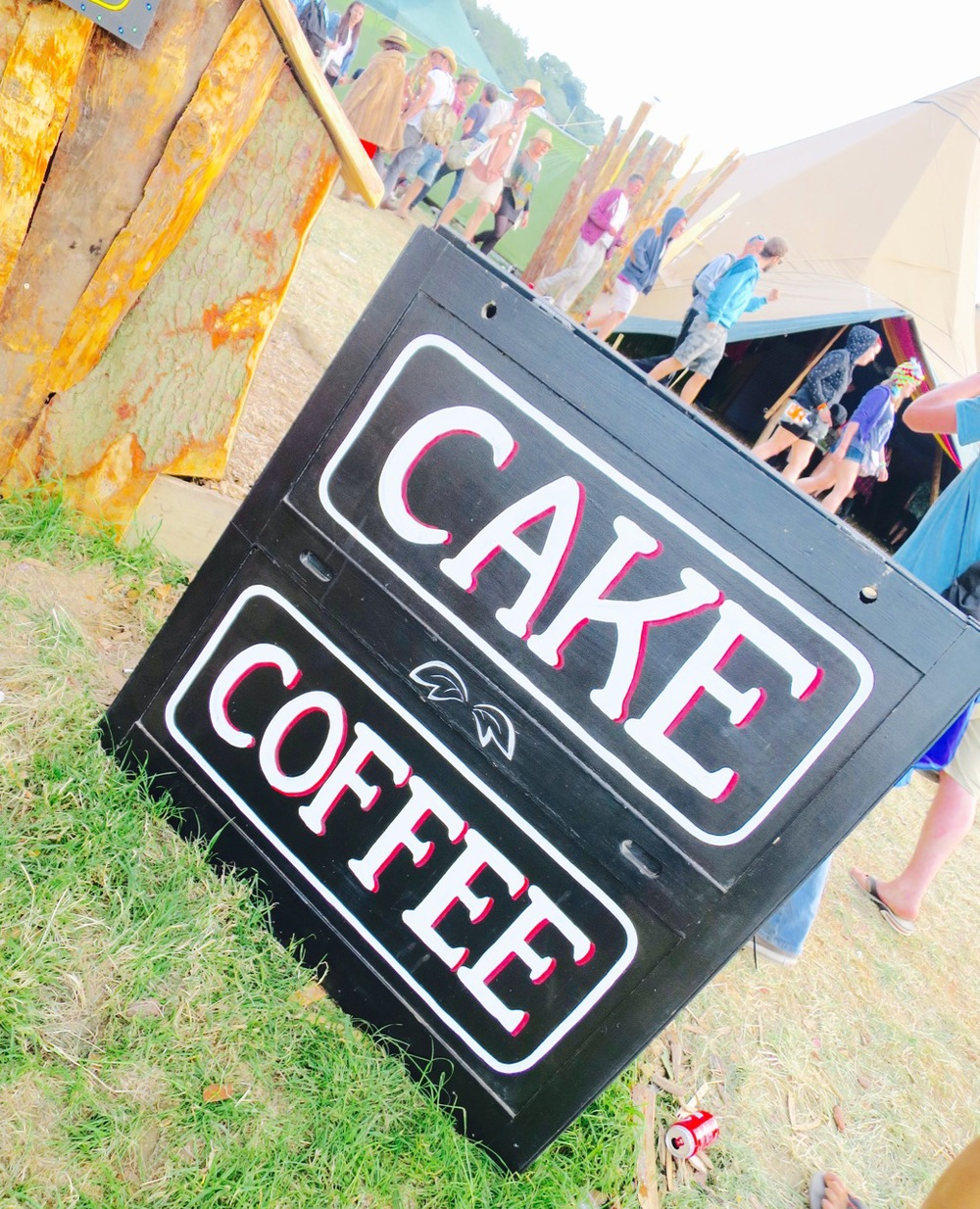 Glastonbury Festival Tea & Coffee