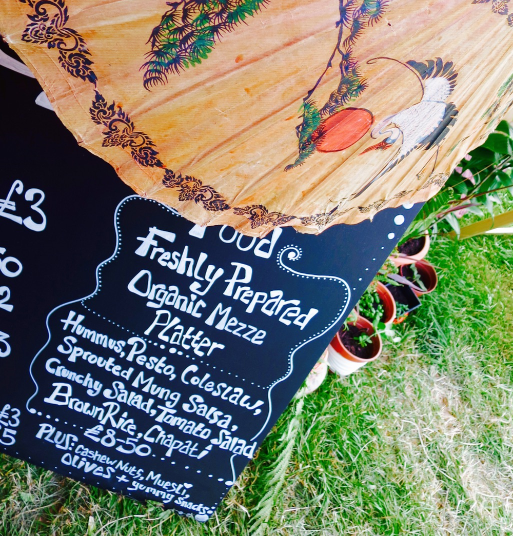 Glastonbury Festival Tipifield