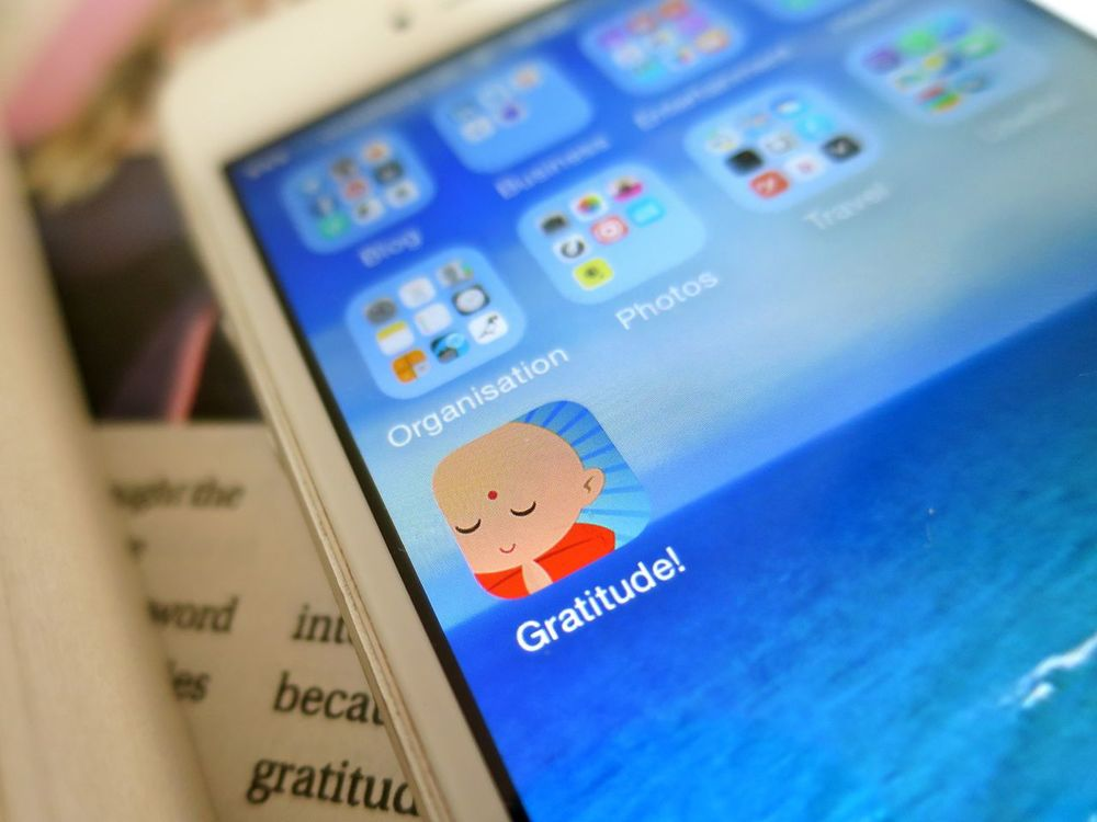 The Gratitude Journal App