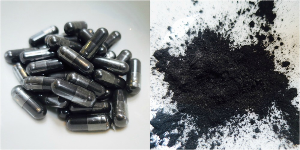 Charcoal Powder