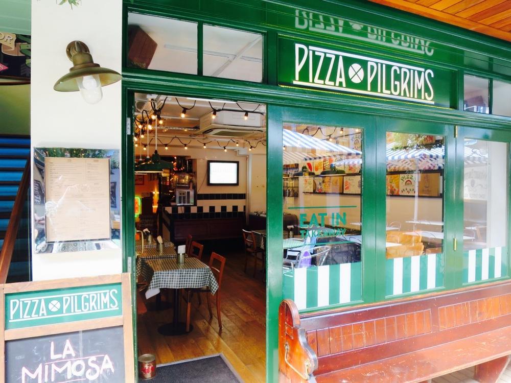 Pizza Pilgrims London
