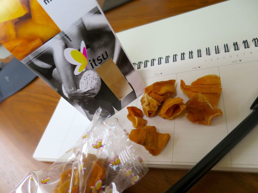 Itsu Dried Mango